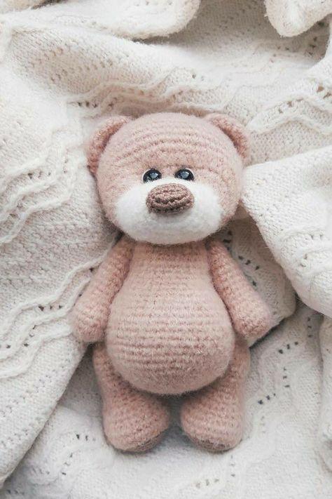 Polar Bear Amigurumi Free Pattern – Free Amigurumi   711x474