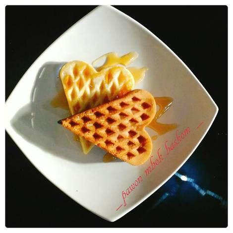 Resep Waffle Sederhana Oleh Keluarga Riyadi Resep Makanan Waffle Resep