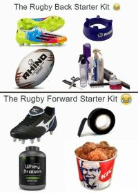 the difference between backs and forwards explained