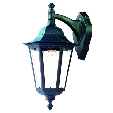 Acclaim Lighting Tidewater 17 5 In Large Matte Black Plastic Outdoor Wall L Outdoor Wall Mounted Lighting Black Outdoor Wall Lights Wall Mount Light Fixture