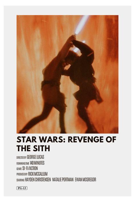 minimal movie posters star wars