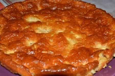Gâteau aux pommes, recette rapide et allégée pour pâtisserie plaisir avec moins de 200 calories