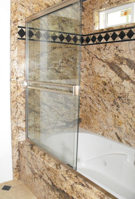 How To Choose The Perfect Grout Free Shower Or Tub Wall Panels Shower Wall Options Bathroom Wall Panels Bathroom Wall