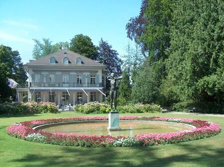 Zurich S Parks Gardens Zurich Tourismus Botanischer Garten Lilie Garten