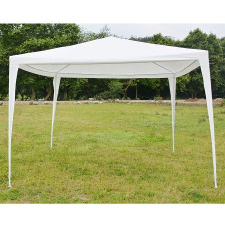 10 X10 Portable Foldable Tent Without Sides Waterproof Sun