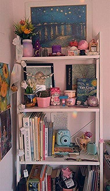 Kritik Room Decor Aesthetic Bookshelf Aesthetic Room Decor
