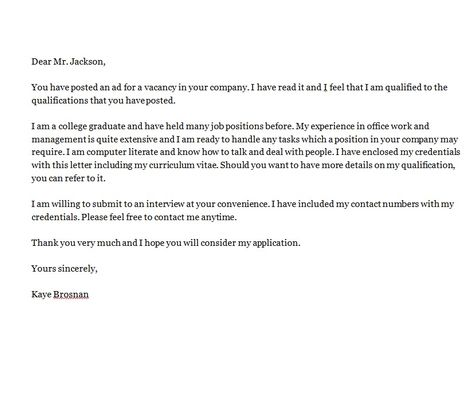 primary school teacher application cover letter Buy an essay - business analyst cover letter