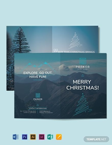 Travel Agency Greeting Card Template Free Pdf Pdf Word Psd Indesign Apple Pages Illustrator Publisher Greeting Card Template Greeting Cards Card Sayings