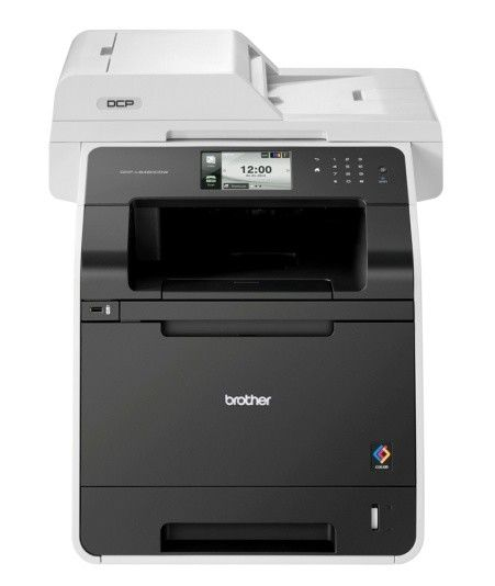 Brother Multifunktionsdrucker Laser Farbe A4 Dcp L8450cdw Color