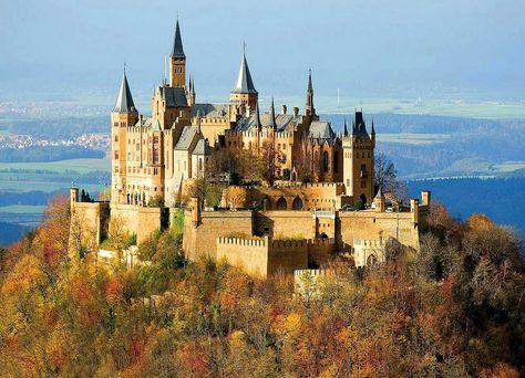 Pin By Berliner Goere On Reisen Fahr Mal Hin Germany Castles Hohenzollern Castle Beautiful Castles