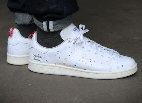 2016 Unique Style Sale On The Net Adidas Blue Stan Smith