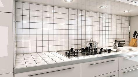 Piastrelle per una Cucina Moderna | la casa dell\'architetto ...