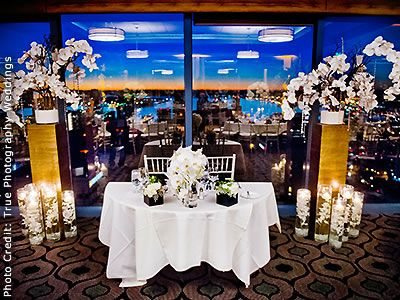 Michaels Tuscany Room Wedding Location San Pedro South Bay LA Reception Venues 90731