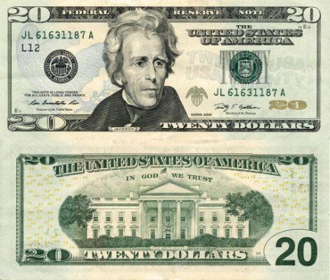 The Gallery For Hundred Dollar Printable Play Money Twenty Dollar Bill 100 Dollar Bill