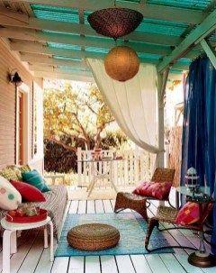Creative Outdoor Rooms Ideas To Upgrade Your Outdoor Space 19 Di 2020 Rumah Dan Kebun Halaman Belakang Dekorasi Rumah Buatan Sendiri