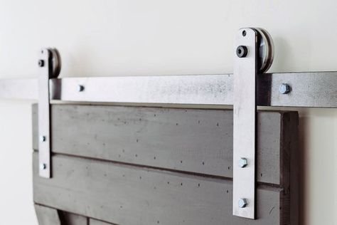 Modern Industrial Sliding Barn Door Hardware Modern Industrial