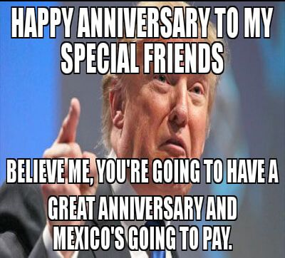 20 Funny Anniversary Memes For Friends Happy Anniversary Funny Funny Anniversary Wishes Anniversary Quotes Funny