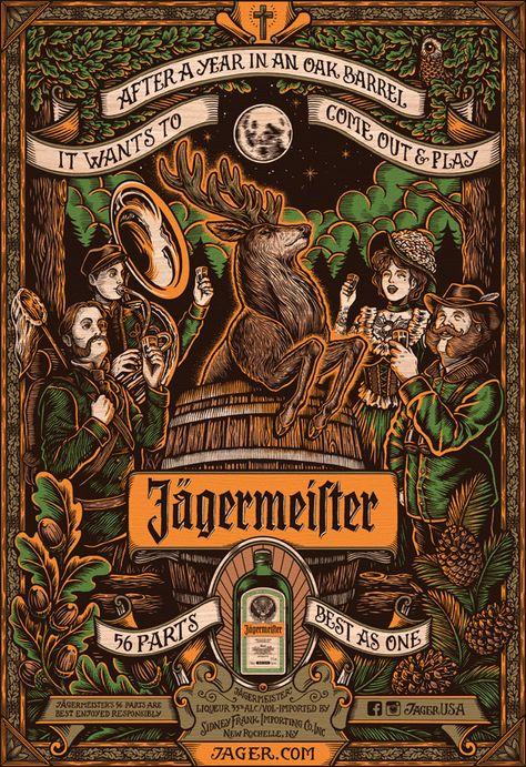 Jägermeister - 56 Parts - Best as One