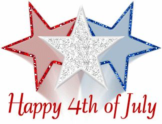4th of July Fireworks and July 4th Animations