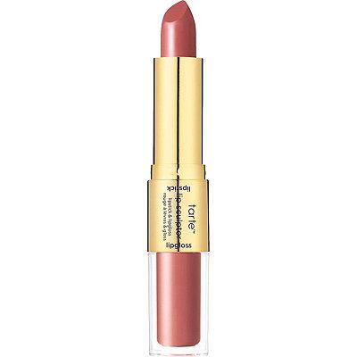 Tarte - Double Duty Beauty The Lip Sculptor Double Ended Lipstick & Gloss in Kind (mauve) #ultabeauty