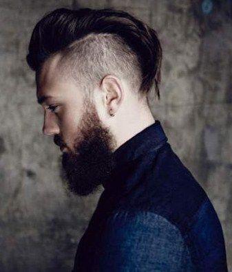 Model Rambut Pria Rambut Pria Pria Jenggot Potongan Rambut Pria