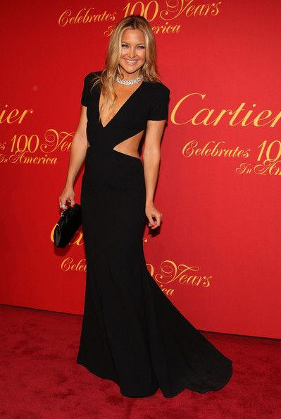 Kate In Cutouts At A Cartier Celebration, 2009 - Kate Hudson's Most Daring Red Carpet Dresses - Photos