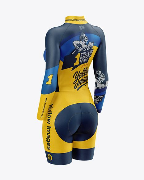 Download Women S Cycling Suit Mockup In Apparel Mockups On Yellow Images Object Mockups Cycling Suit Clothing Mockup Cycling Women