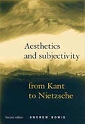 Do You Search For Aesthetics And Subjectivity From Kant To Nietszche Aesthetics And Subjectivity From Kant To Nietszche Is One O Aesthetic Good Books This Book