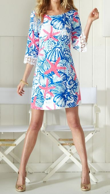 Lilly Pulitzer Harbour tunic dress, size small for sale if anyone is interested. Message me for price/details