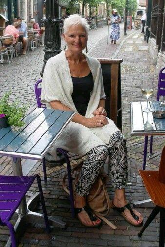 Sinnliche Mode Fur Altere Frauen In Der Modernen Welt Modestil