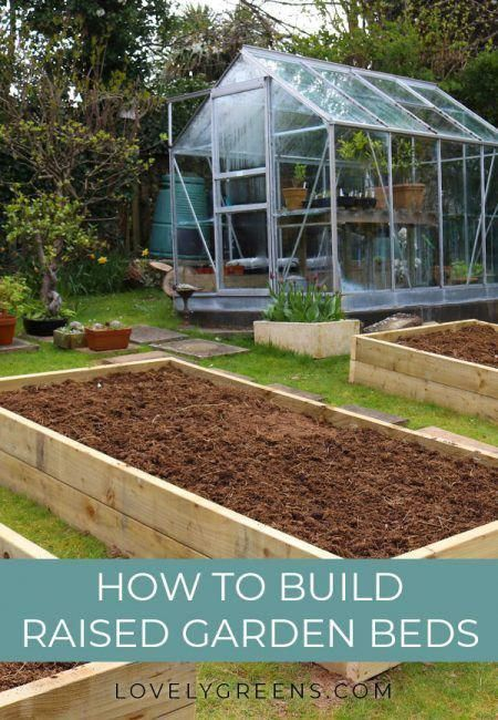 Building Raised Garden Beds Sizes The Best Wood Tips On