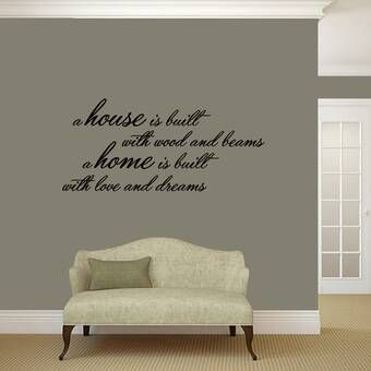 Bible Family Rules Wall Quotes Decal Wall Decals Nursery Wall
