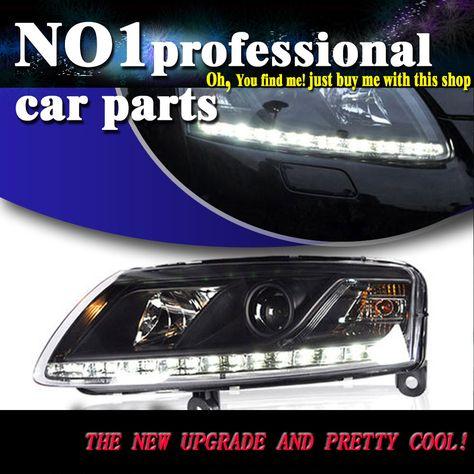 2PCS DRL COB Angel Eyes Fog lights Projector Lamp Bumper Cover For Mazda 6 06-08