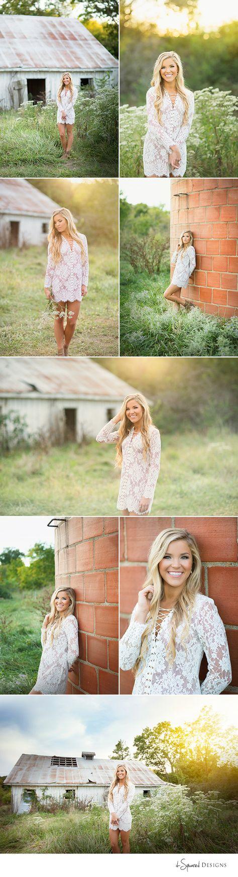 d-Squared Designs St. Louis, MO Senior Photography. Senior Photography. Beautiful girl. Country Senior Session.