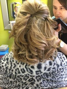 Wedding Hairstyles for Mother of the Bride | Mother of the Bride ...