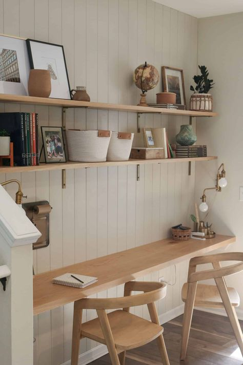 Have An Unused Nook Begging For Some Attention?? Make It A Beautiful At Home Office - Emily Henderso