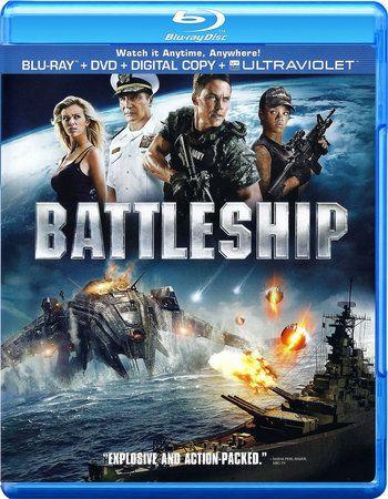 Battleship (2012) BluRay Dual Audio Hindi 720p 480p Mkv | movies