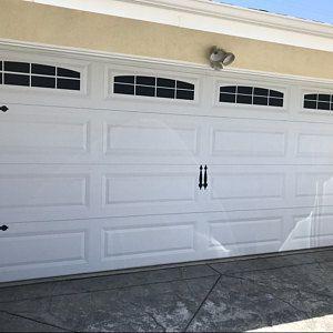 Pin On Garage Doors Diy