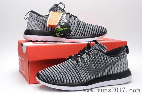 Nike Flyknit Negro Racer Merystache 50Shades De Negro Flyknit Pinterest Nike ebd219