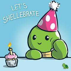 Birthday Turtle Images