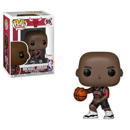 Funko Pop NBA Basketball Michael Jordan Chicago Bulls Rookie Uniform #56