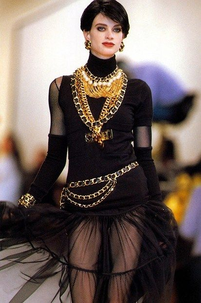 Karl Lagerfeld For Chanel Fall/Winter