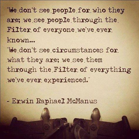 Wir Glauben Erfahrungen Zu Machen Aber Die Erfahrungen Machen