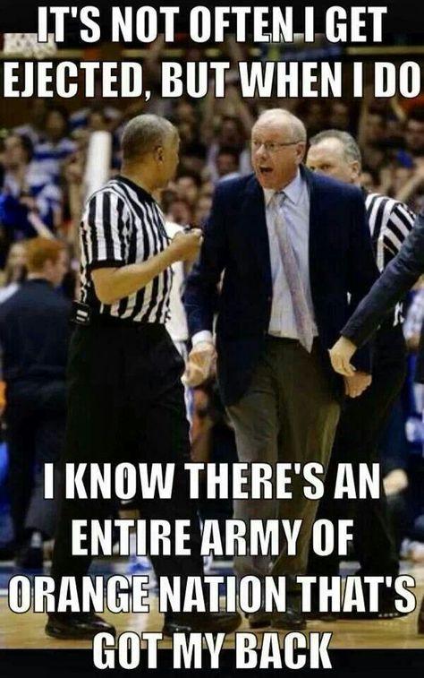 Syracuse University Basketball Head Coach Jim Boeheim Speaks