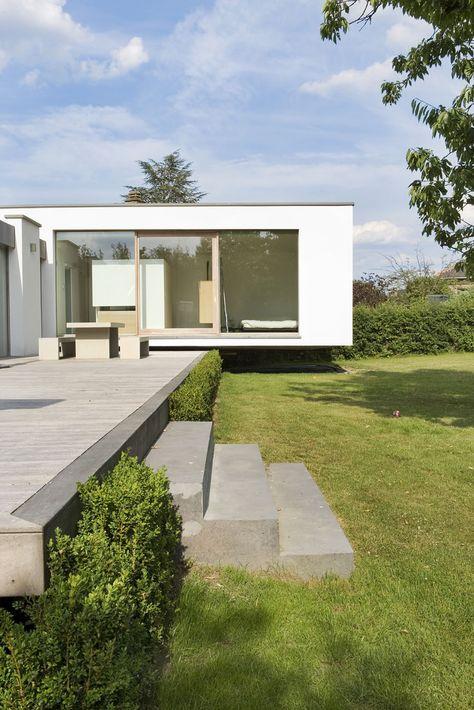 Maison moderne cube | archi | Maison moderne, Maison et Moderne