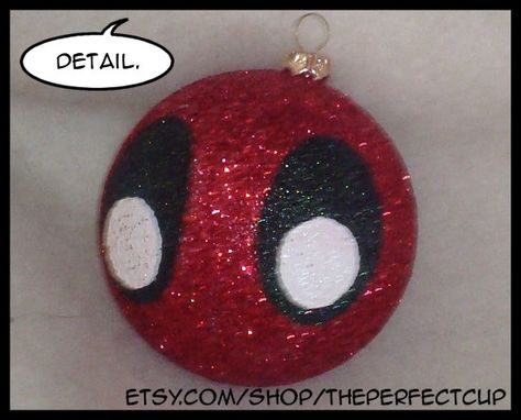 Marvel Comics inspired decorated shatter resistant ornament ...