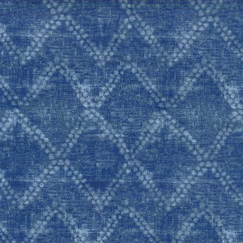Ed Ellen Degeneres Shibori Diamond Indigo Cotton Fabric Michaels