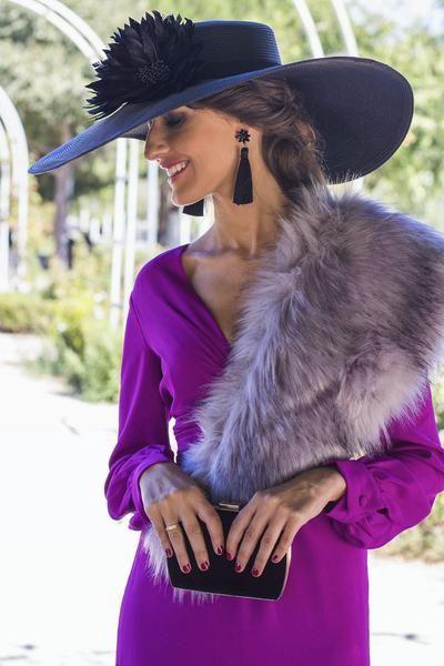 distribuidor mayorista 38df1 189f8 Estola Leah Gris FW18 | LET'S DRESS-UP en 2019 | Vestidos ...