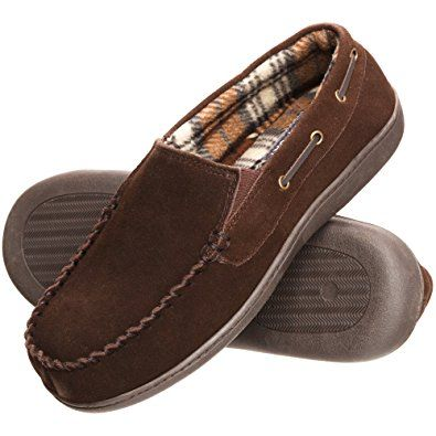 Moccasins slippers, Mens slippers, Shoe