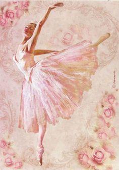 Image Result For Vintage Decoupage Paper Seni Lukisan